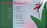 Zenart Website www.hulahawaii.ch