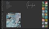 Zenart Website kunst.zenart.ch